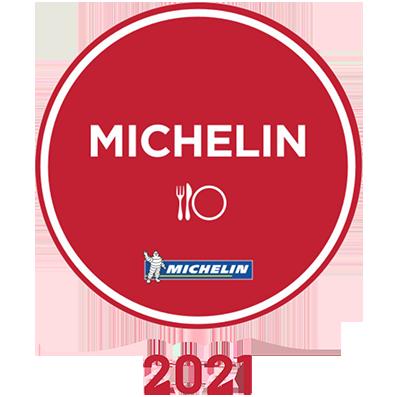 Michelin The Plate award